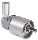 Gast 1UP-NRV-16-GR11 Gear Motor